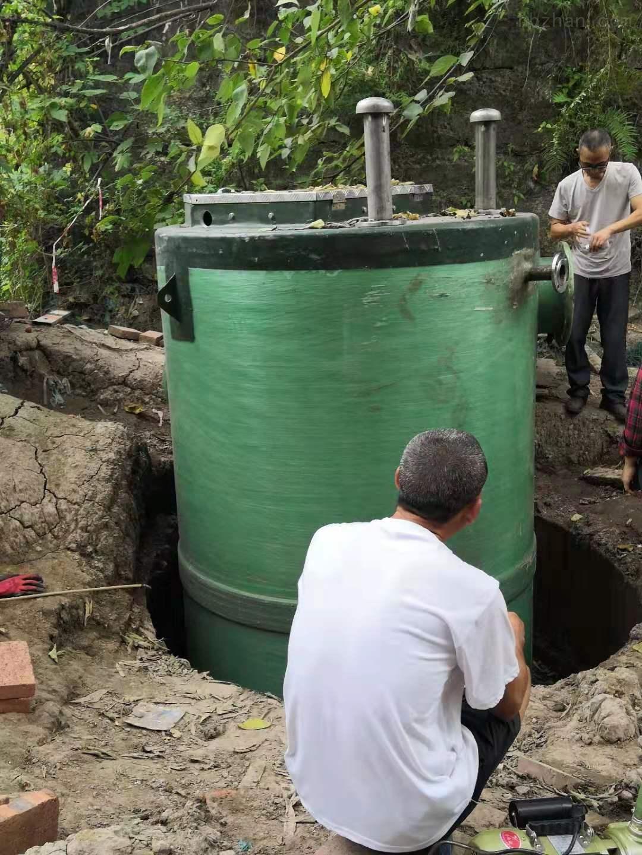 大兴安岭一体化预制泵站厂家价格