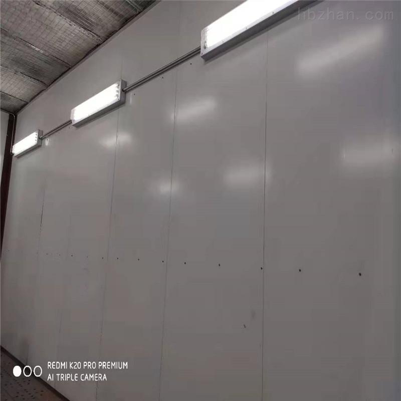 蚌埠地吸式烤漆房设备专业定制