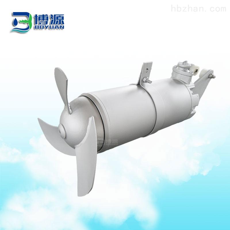 陕西污水处理潜水搅拌机选型