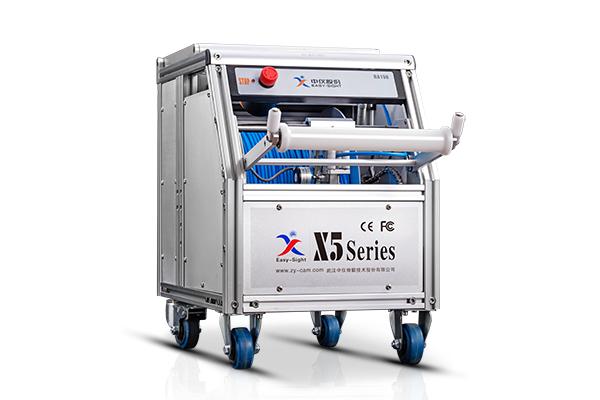 管道机器人X5-HS2电缆盘