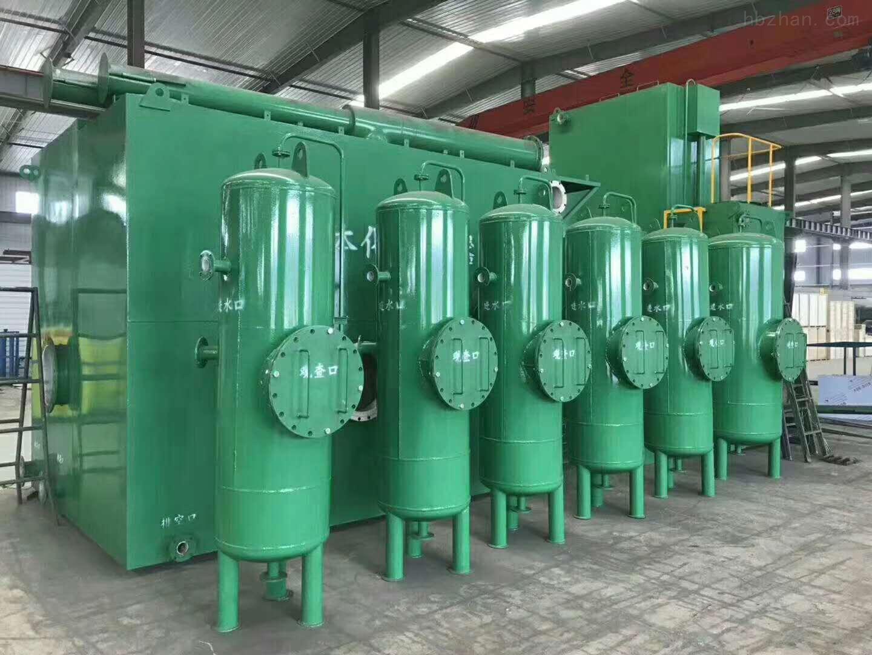淮安地埋式污水处理一体化厂家