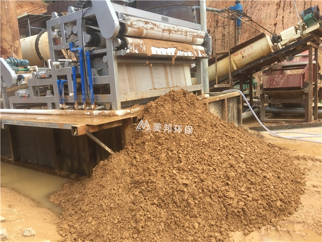 <strong>重庆河沙泥浆脱水机砂场设备</strong>