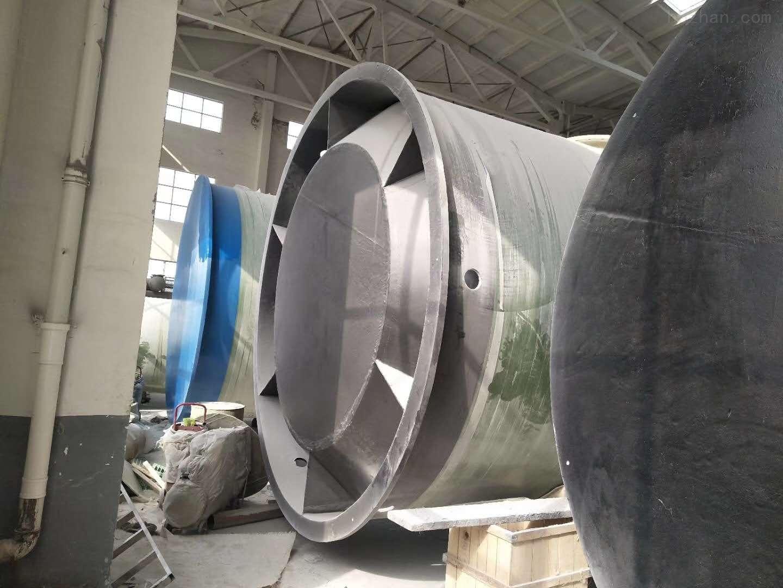 扬州一体化污水提升泵站*