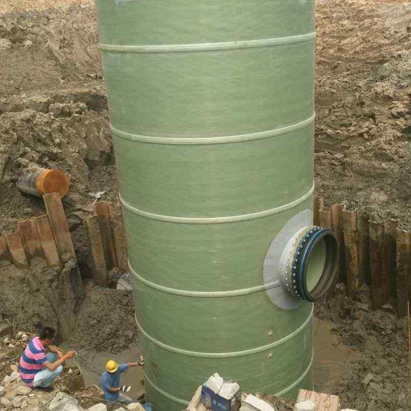 吉安预制式污水设备