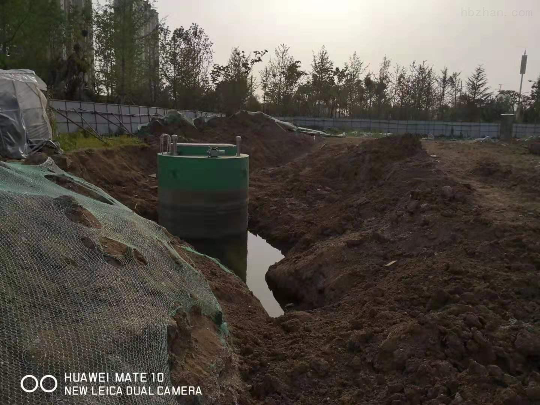 白银雨水提升泵站厂家报价