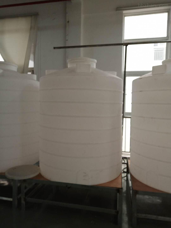 济宁1.5吨塑料水塔  1.5立方硫酸储罐
