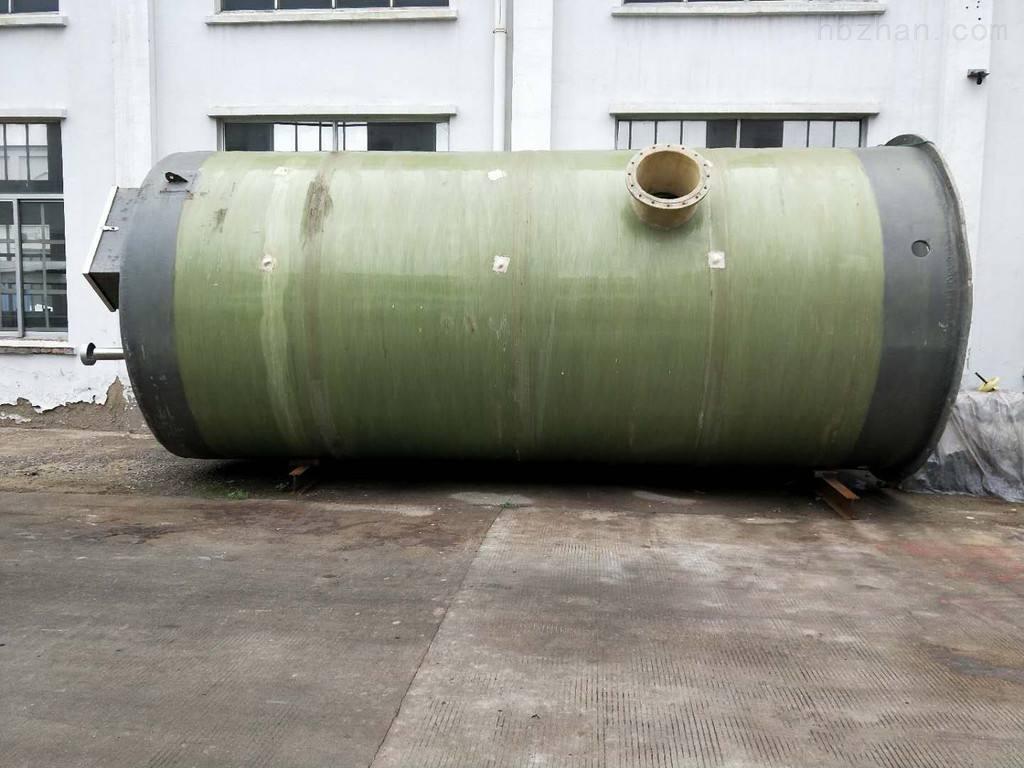景德镇地埋式雨水泵站