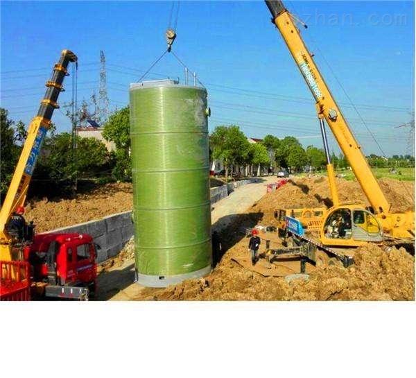 宜春 污水预制泵站厂家