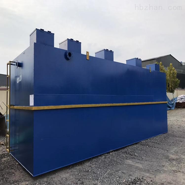 临汾服务区污水处理设备怎么选择