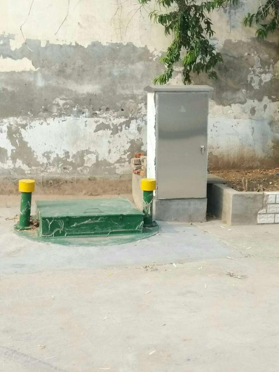 河池雨水提升泵站厂家报价