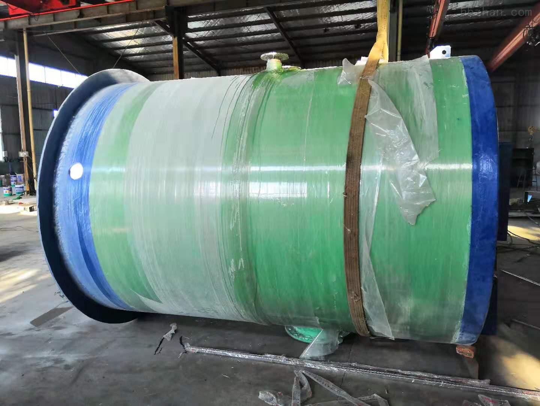 松原GRP污水提升泵站厂家