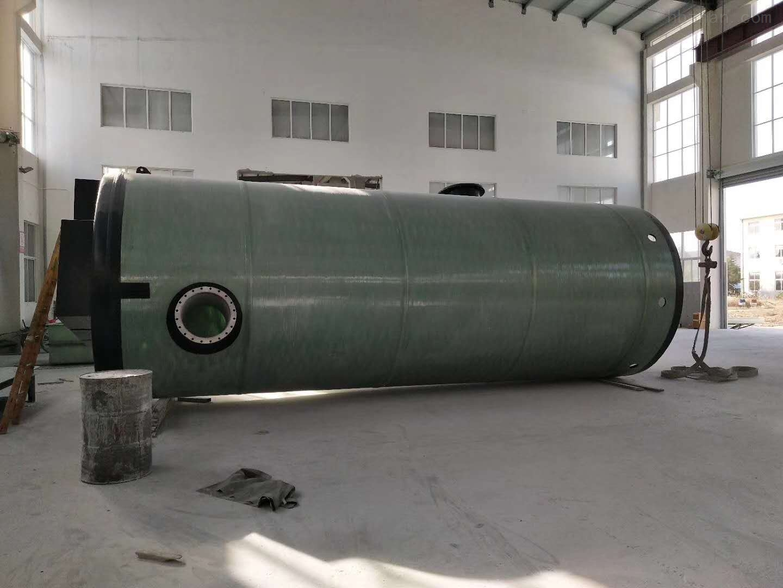 扬州GRP污水提升泵站厂家