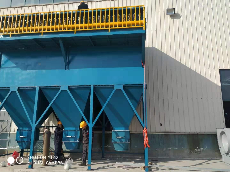 黄山布袋除尘生产厂家