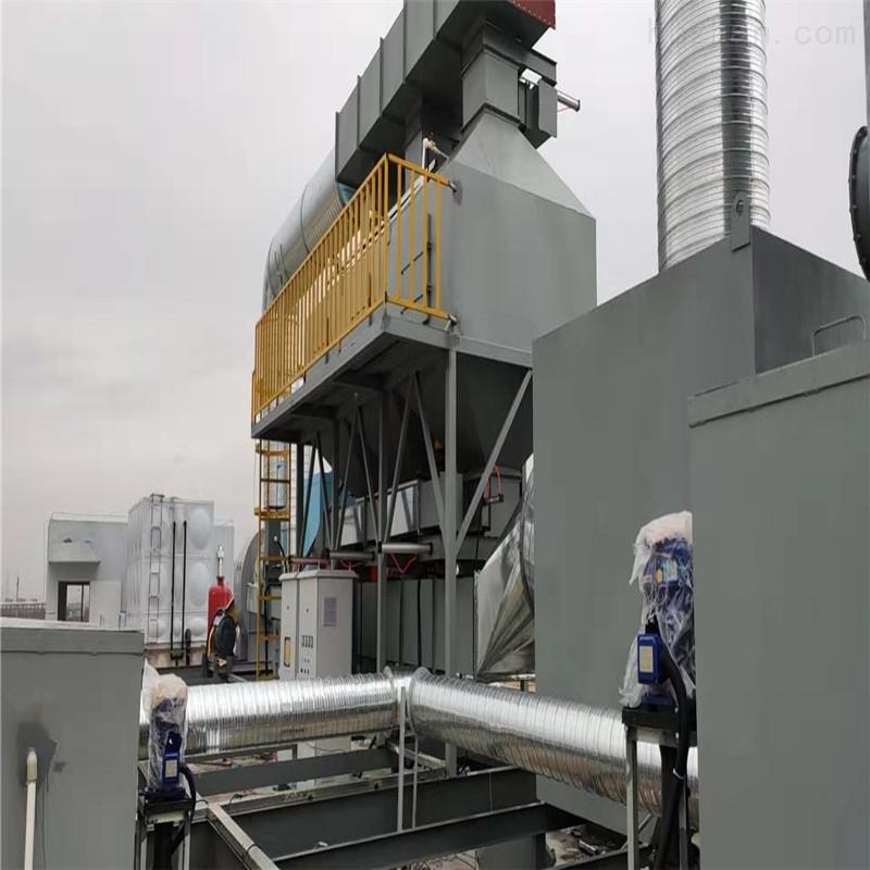 黄山催化燃烧设备工厂