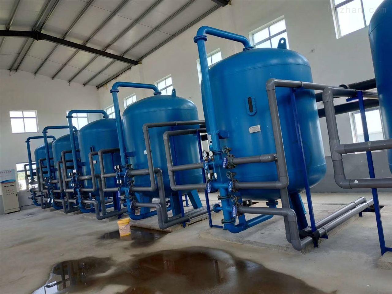 晋中豆腐厂废水处理设备安装环境