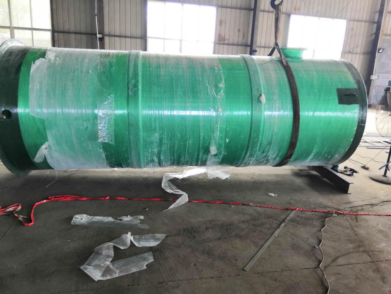 齐齐哈尔一体化预制泵站厂家价格