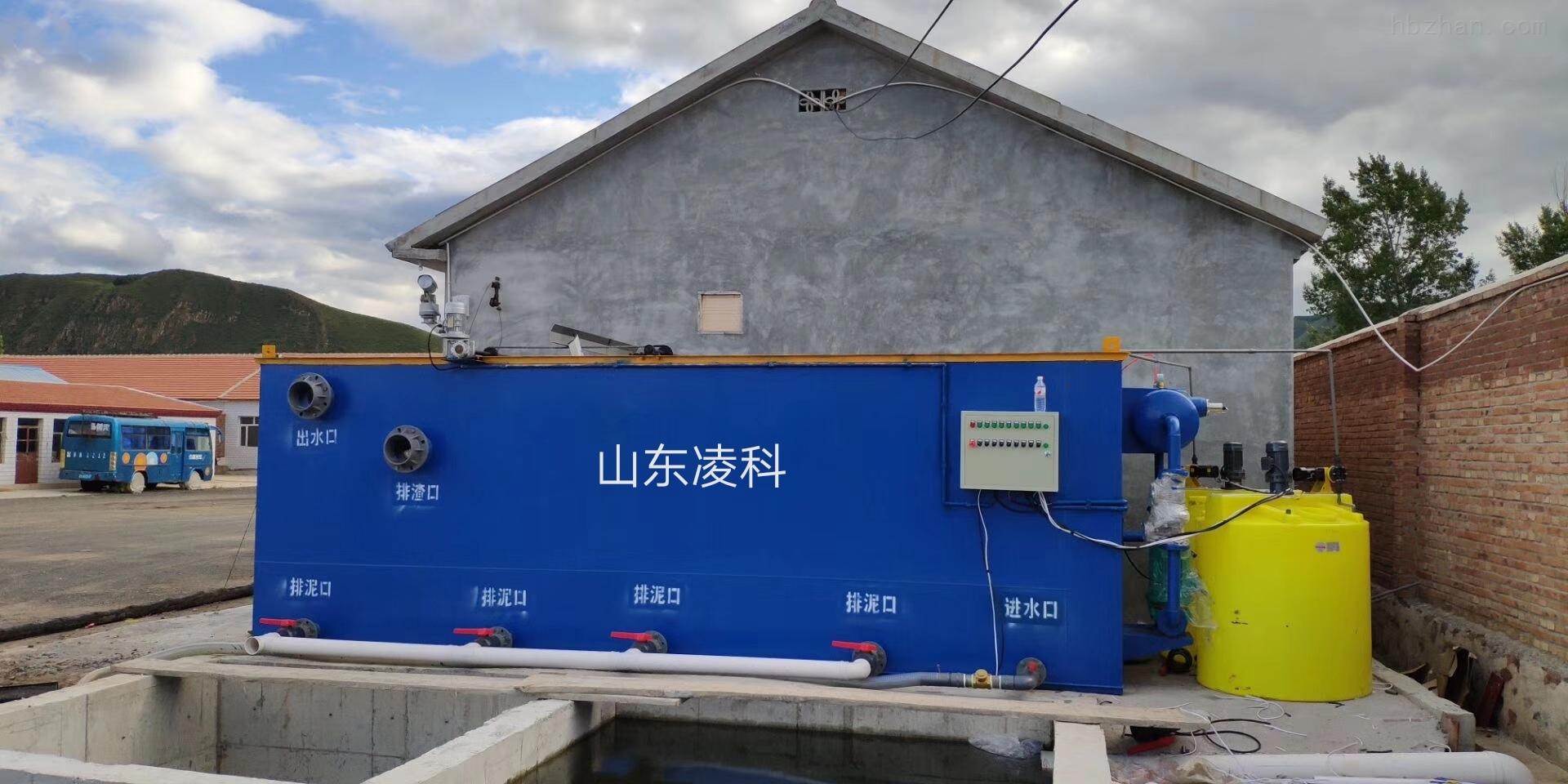 松原一体化雨水预制泵站市政给排水泵站