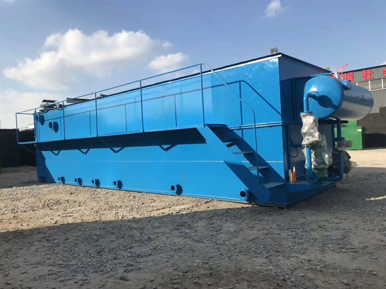 唐山工业废水处理设备安装环境