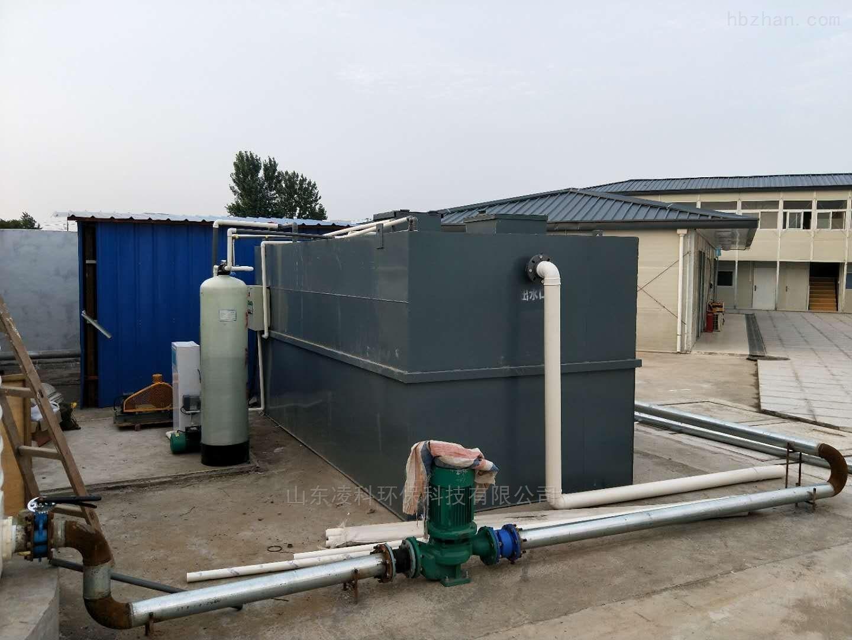 松原农村一体化提升泵站处理达标