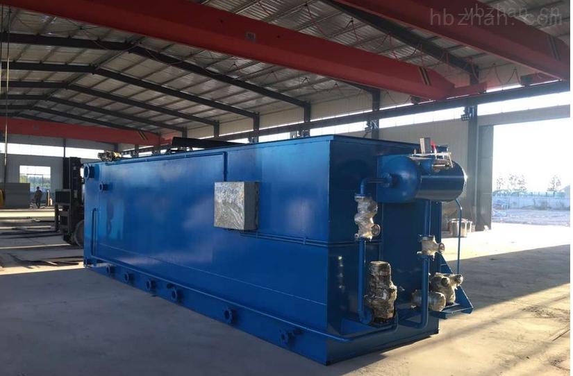 鄂尔多斯海鲜市场污水处理设备技术参数