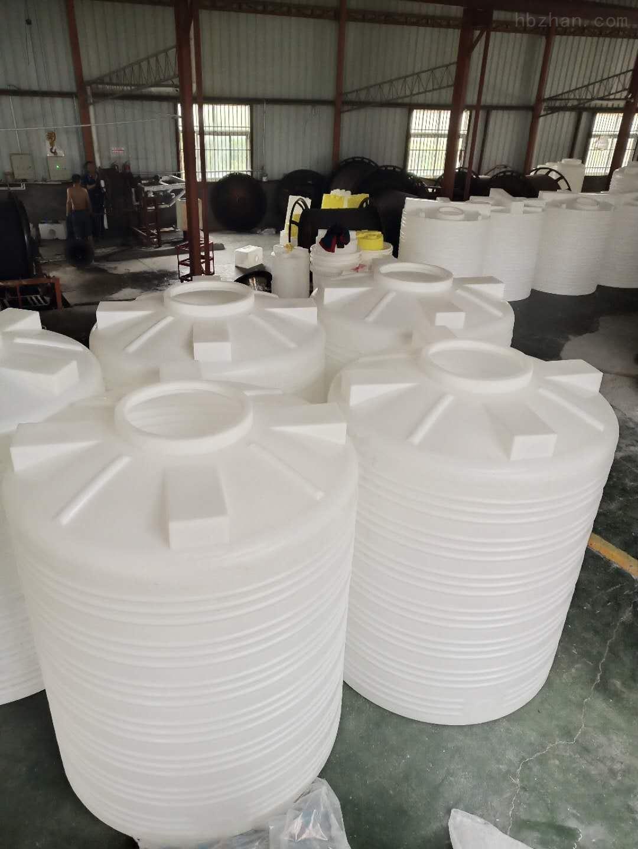 池州6立方塑料水箱  苛性钠储存桶