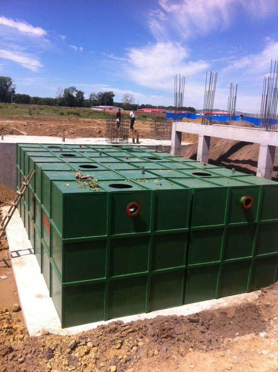 呼和浩特小区污水处理设备智能控制