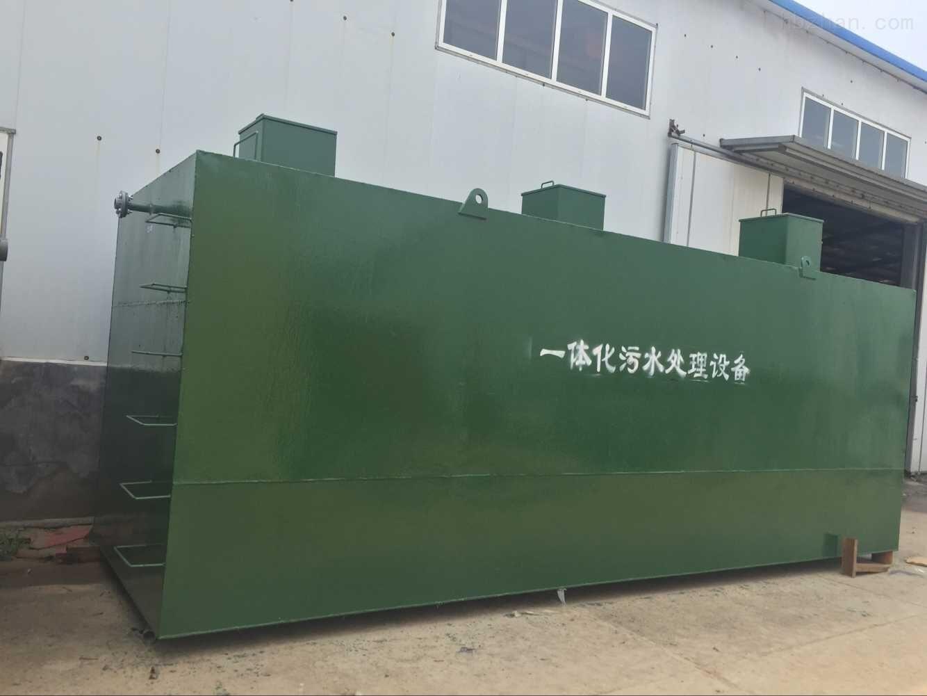 吉林一体化污水提升泵站用于低洼处雨污水排涝
