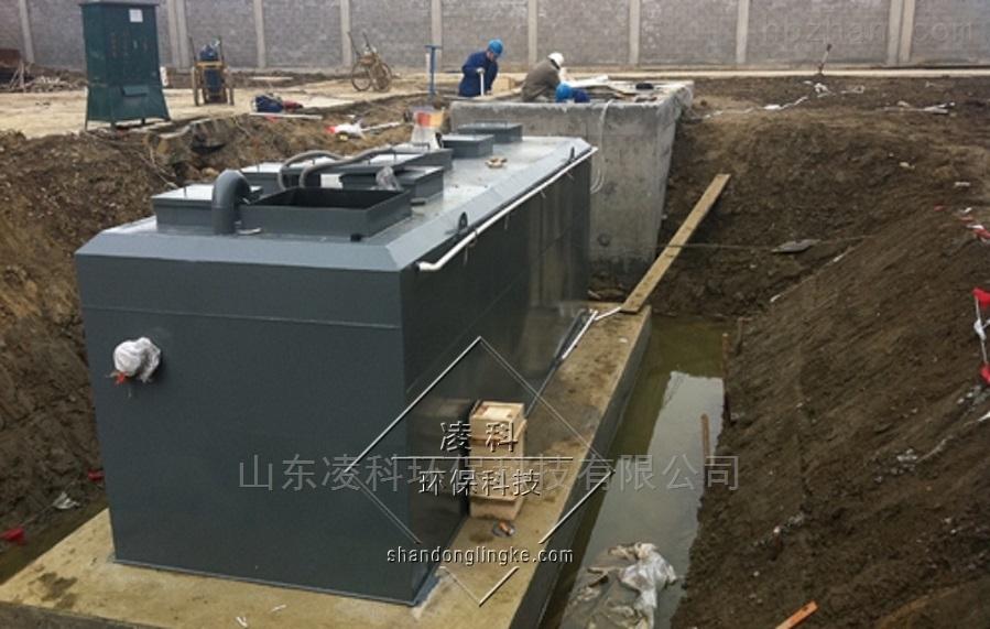 长春服务区一体化提升泵站品质保障
